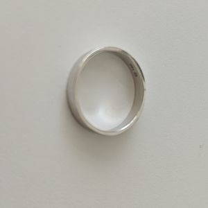Mejuri Jewelry - Mejuri bold stacker 14k solid white gold